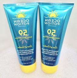 2 sunscreen lotion spf 50 scent of