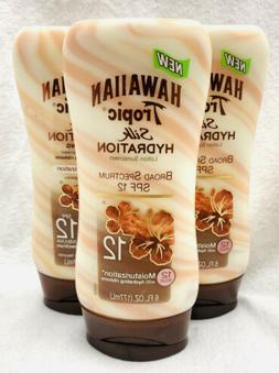 Hawaiian Tropic Silk Hydration Broad Spectrum SPF 12  FREE