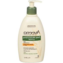 Aveeno Daily Moisturizing Lotion with Sunscreen, SPF 15-12 o