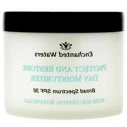 Day Face Moisturizer with Sunscreen SPF 30 Anti Aging Chemic