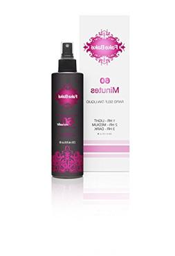 Self Tanning Fast Acting Liquid Solution 60 Minutes by Fake