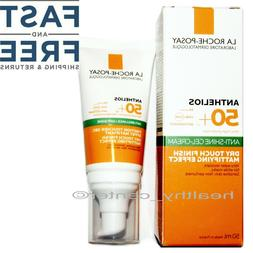 anthelios dry touch gel cream