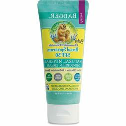 Badger Baby Sunscreen Broad Spectrum SPF 30 Chamomile Calend