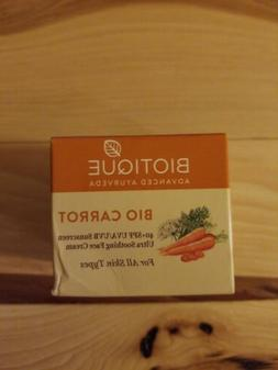 Biotique Bio Carrot 40+SPF Sunscreen Ultra Soothing Face Cre