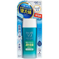 Biore aqua rich water gel SPF50+PA++++protect skin from UVA