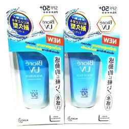 Biore UV aqua rich watery essence waterproof sunscreen SPF50