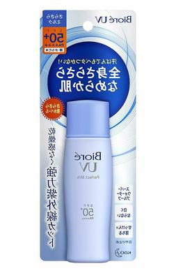 KAO Biore UV Perfect Milk SPF50 + / PA ++++ 40ml Sunscreen