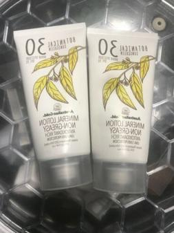 Australian Gold Botanical Sunscreen SPF30 Mineral Lotion, 5.