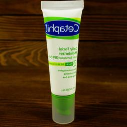 Cetaphil Daily Facial Moisturizer for All Skin Types, with S