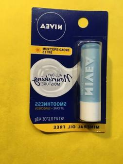 """exp09/2018++ Nivea SMOOTHNESS Lip balm Care SPF 15 moisturi"