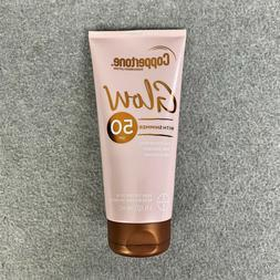 Coppertone Glow Sunscreen Lotion With Shimmer. 5oz. New