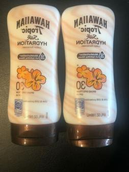 HAWAIIAN TROPIC SILK HYDRATION SPF 30 BROAD SPECTRUM SUNSCRE