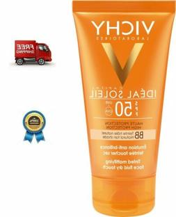 Vichy Ideal Soleil BB Tinted Dry Touch Face Fluid Mat SPF50