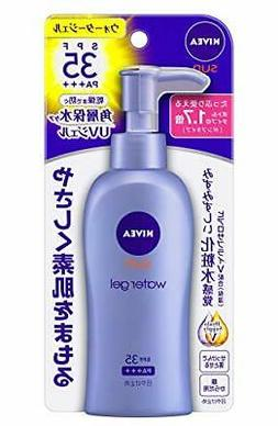 Nivea Japan Perfect Water Gel Spf35 / Pa +++ Pump 140g