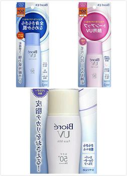 KAO Biore UV Perfect Face milk sun cut SPF50+ PA++++  From J
