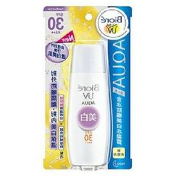 Biore Kao UV Aqua Rich Watery Jelly Whitening Sunscreen SPF3