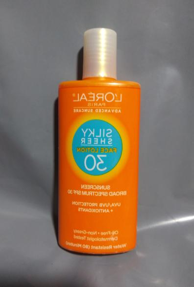 3 Sunscreen Sheer BB Face or