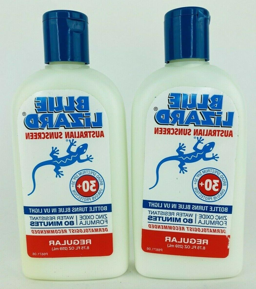 BLUE LIZARD SPF#30+ REGULAR AUSTRALIAN SUNSCREEN 5oz
