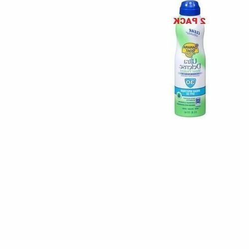 Banana Boat Sunscreen Ultra Mist Ultra Defense Sheer Protect