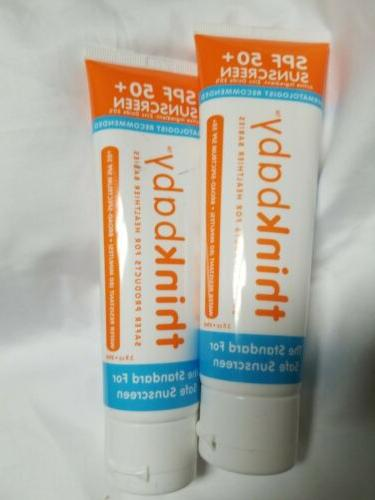 Thinkbaby: SPF 50+ Sunscreen, 3 oz