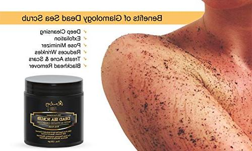 Activated Scrub, For & Reduces Wrinkles, Scars, Remover Anti Cellulite - Great