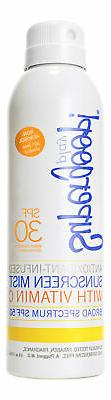 Supergoop! Antioxidant-Infused Sunscreen Mist with Vitamin C