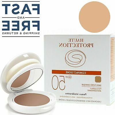 Avène High Protection tinted compact SPF 50 - Beige 0.35 oz