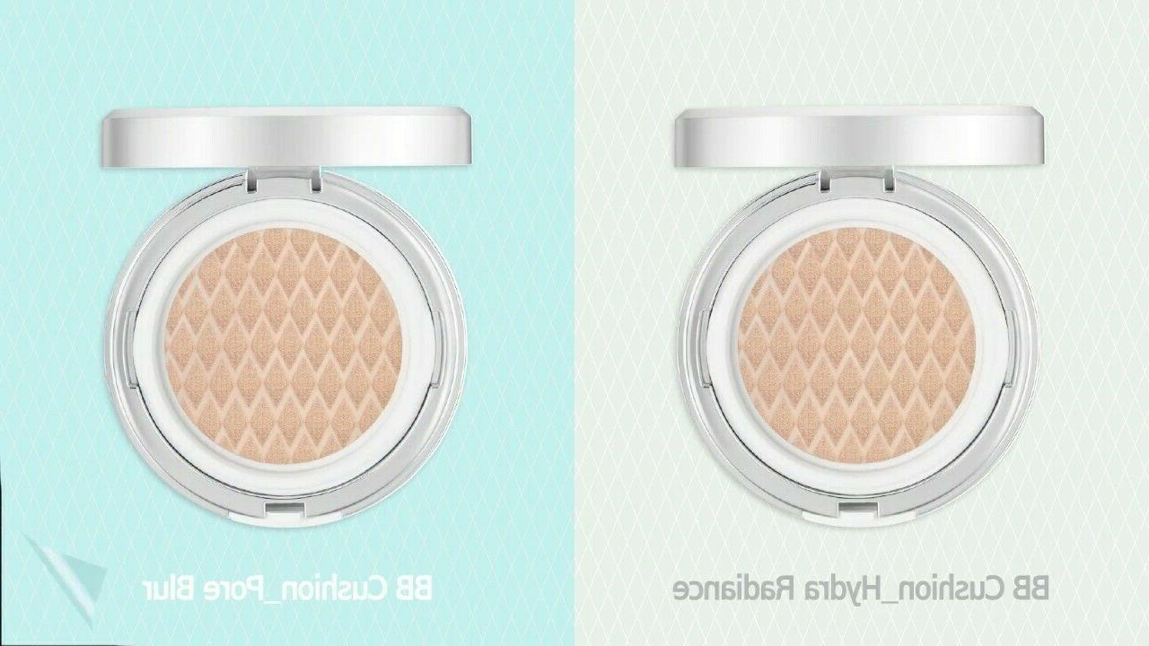 bb cushion spf 50 sunscreen refill 30