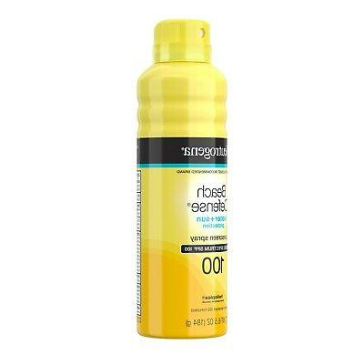 Neutrogena Beach Spray Sunscreen 6.5