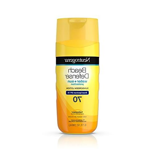 Neutrogena Beach Defense + Sun Sunscreen OZ