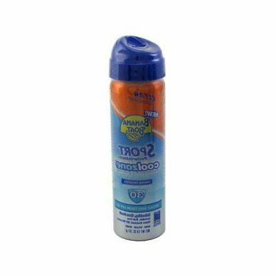 Banana Boat Continuous Spf#30 Sport 1.8 Ounce Cool Zone