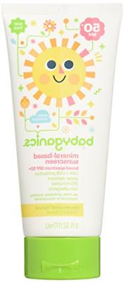 BBY12108EA - Babyganics Mineral-Based Sunscreen Lotion, 50 S