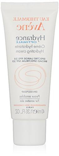 Eau Thermale Avène Hydrance Optimale Hydrating SPF 25 Cream