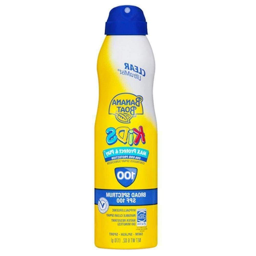kids max protect and play sunscreen spray