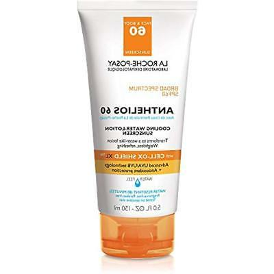 la roche posay anthelios cooling water lotion