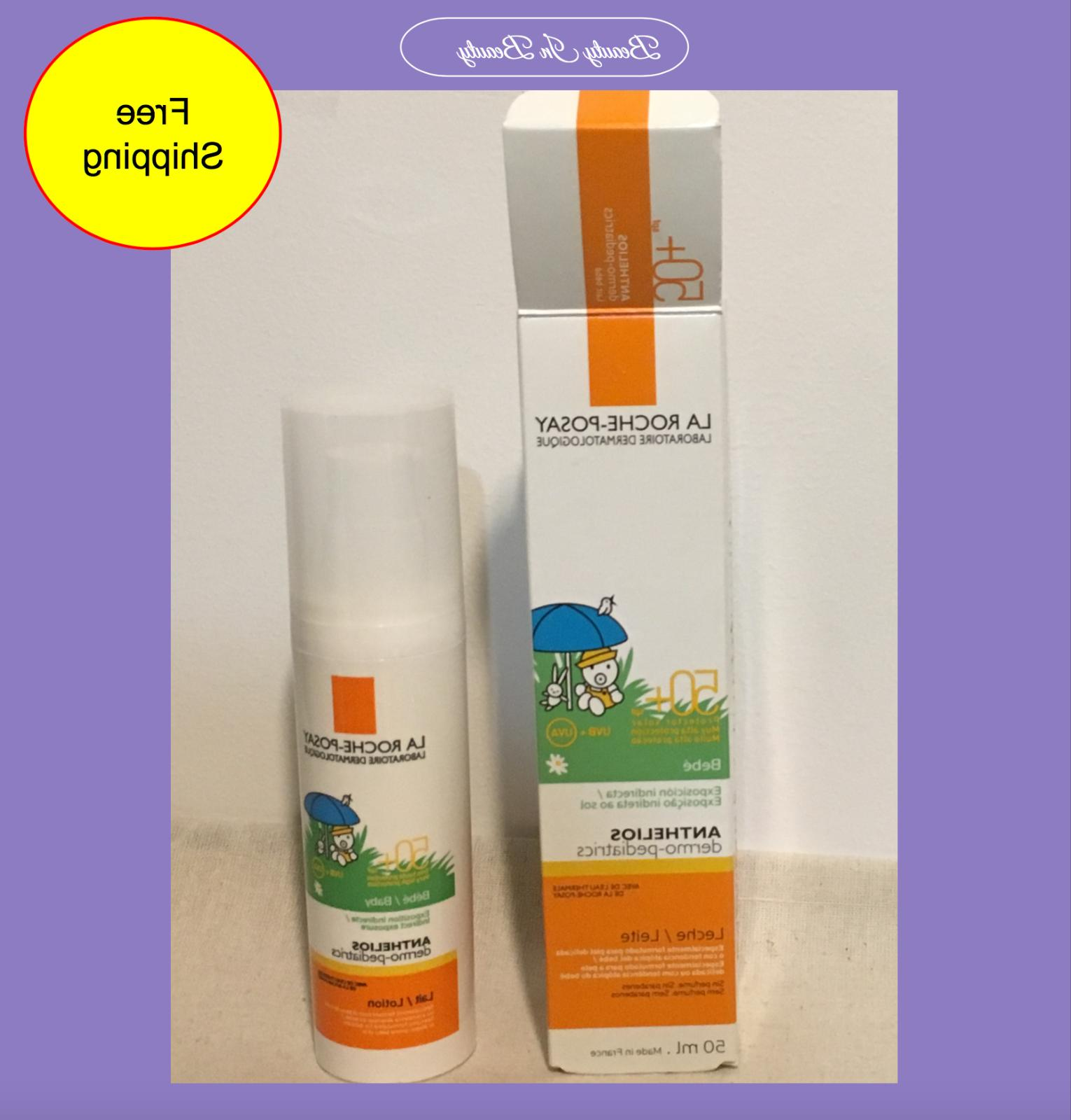 La Roche Posay Anthelios SPF 50 Lotion for Babies 50 Ml