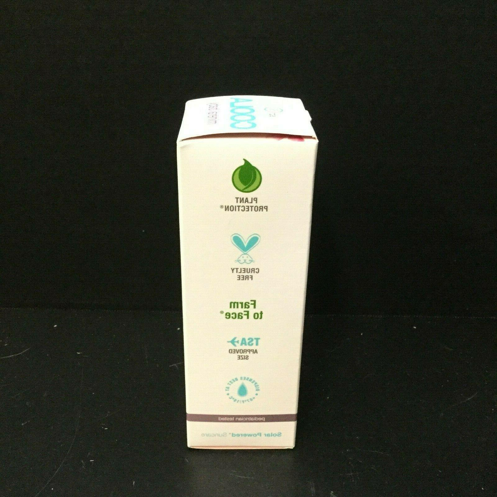 COOLA Mineral Baby Organic Sunscreen Lotion SPF 3