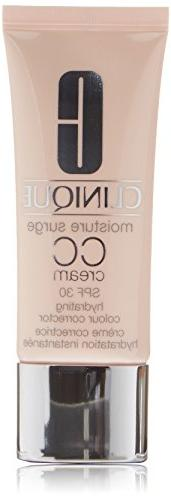 Clinique Moisture Surge All Skin Types CC SPF 30 Hydrating C