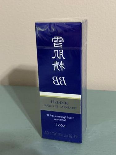 new sekkisei bb cream sunscreen spf 37
