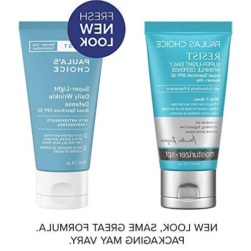 Paula's Choice-RESIST Super-Light Daily Wrinkle Defense SPF