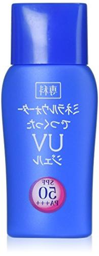 Shiseido SENKA | Sunscreen | Mineral Water UV Gel SPF50 PA++