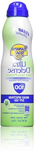 ultra defense ultramist sunscreen continuous