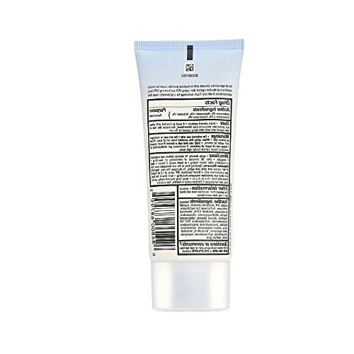 Neutrogena Ultra Sunscreen 45, oz