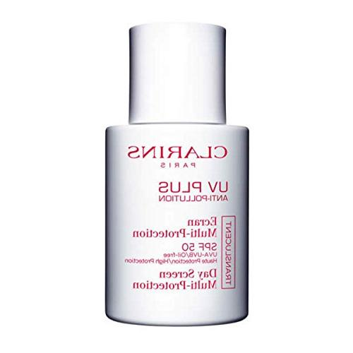 Clarins UV Plus Anti-Pollution Day Screen Multi-Protection S