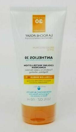 LA ROCHE-POSAY ANTHELIOS 30 Cooling Water Lotion Sunscreen ~