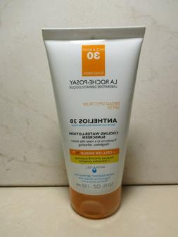 LA ROCHE-POSAY ANTHELIOS 30 COOLING WATER LOTION SUNSCREEN 5