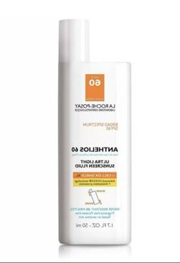 La Roche-Posay Anthelios 60 Ultra Light Sunscreen, SPF60 1.7