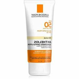 La Roche-Posay - Anthelios Mineral - FACE & BODY Sunscreen S