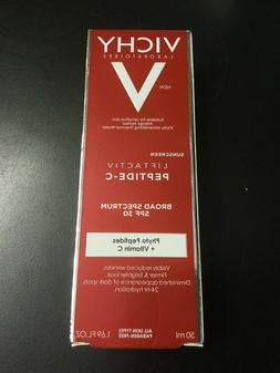 Vichy LiftActiv Sunscreen with Peptide-C - SPF 30 - 1.69oz -