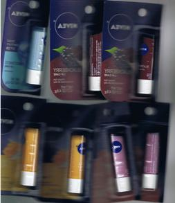 NIVEA LIP CARE BALM MOISTURIZED ALL DAY OR BROAD SPECTRUM SU